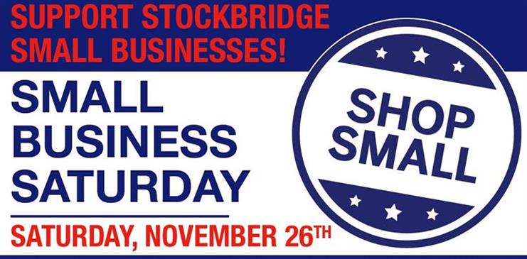 Shop Small Business Saturday 2016