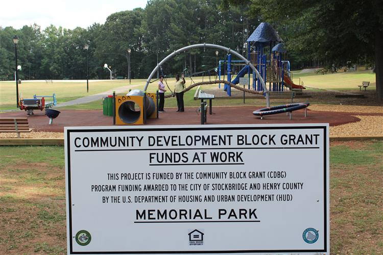 5-12-17 Spec Needs Playground at Memorial Park